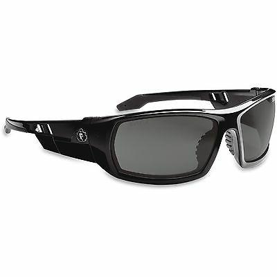 smoke lens safety glasses w