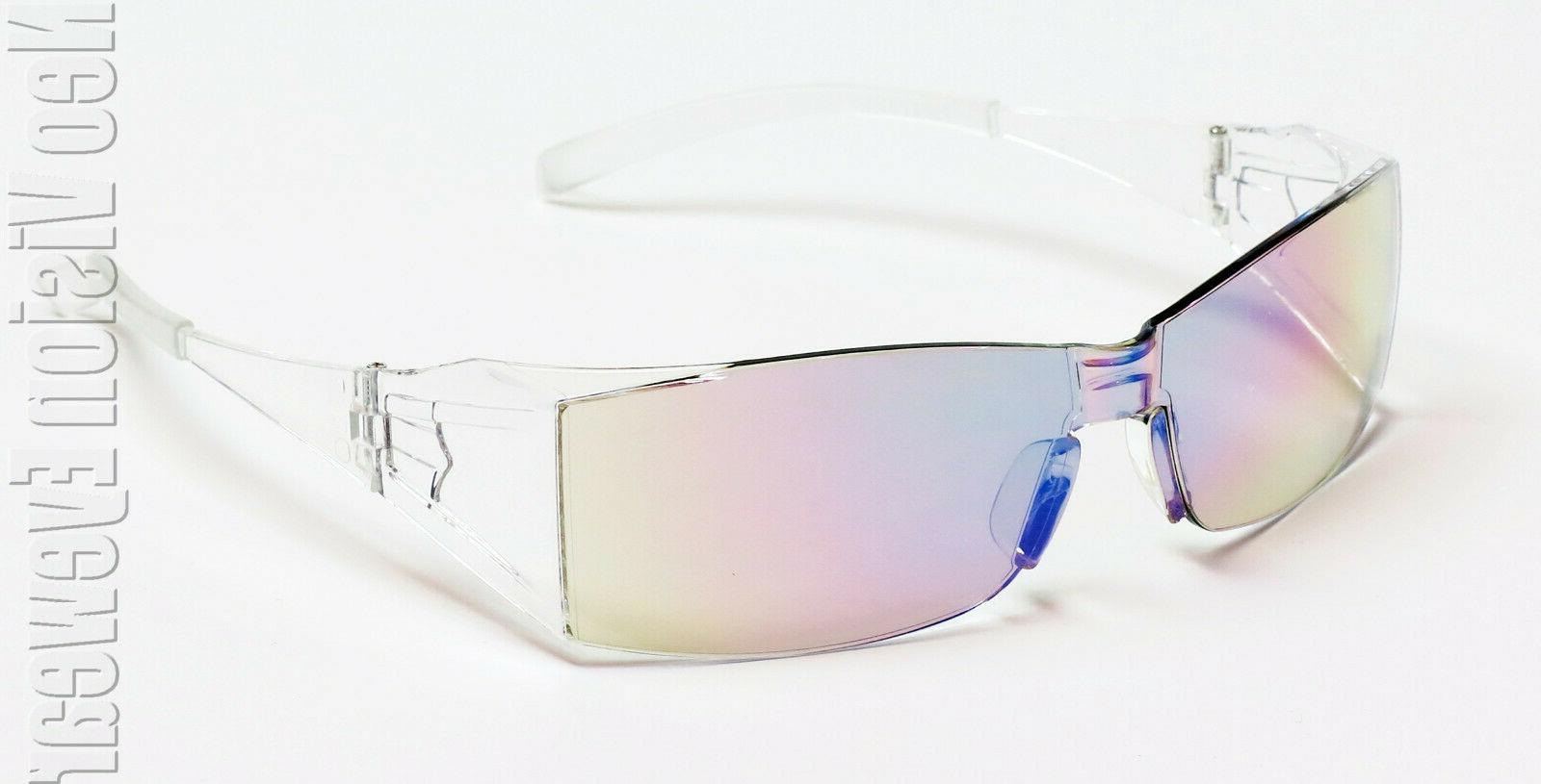 square shatterproof safety glasses sun z87 1