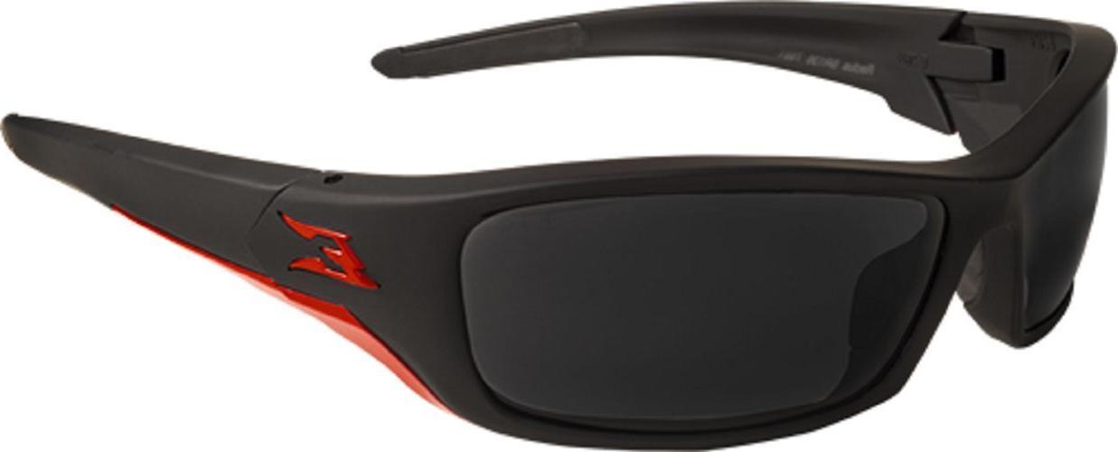Edge Eyewear SR136 Reclus Torque Matte Black / Smoke Lenses