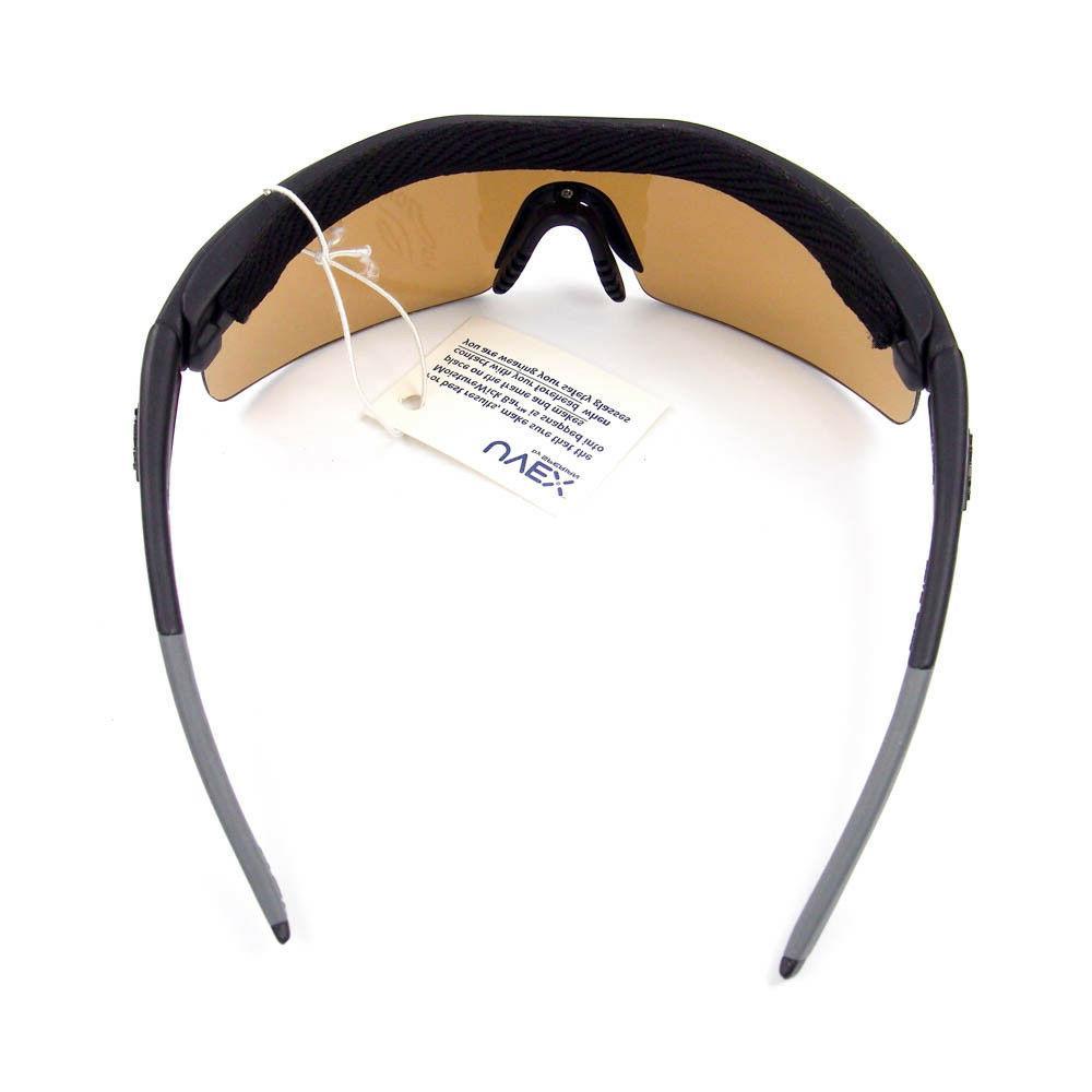 UVEX ExtremePro Safety Glasses | Scratch Resistant Espresso Lens
