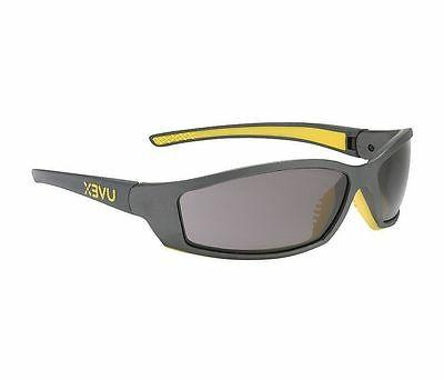 Uvex SX0401X Scratch Gray