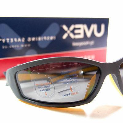 Uvex Fog Scratch Safety Gray Lens