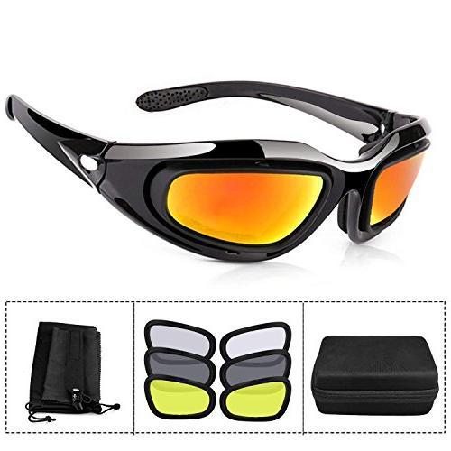 tactical eyewear eyeshield polarized uv400