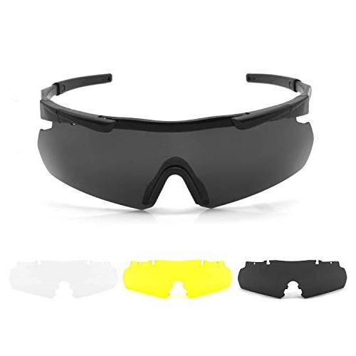tactical safety eyewear