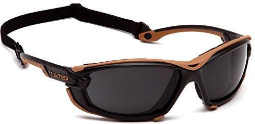 toccoa safety glasses frame