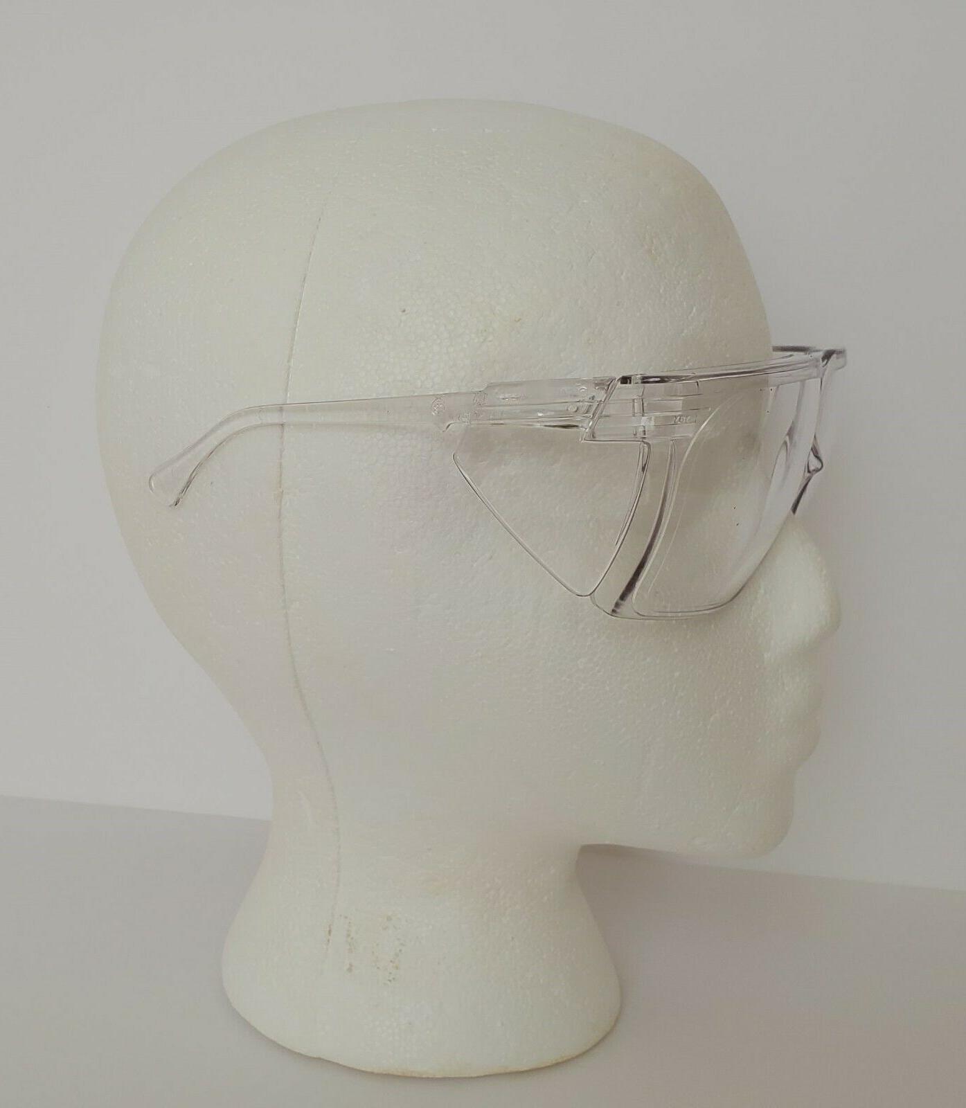 SAFETY GLASSES Z87.1 NO UV