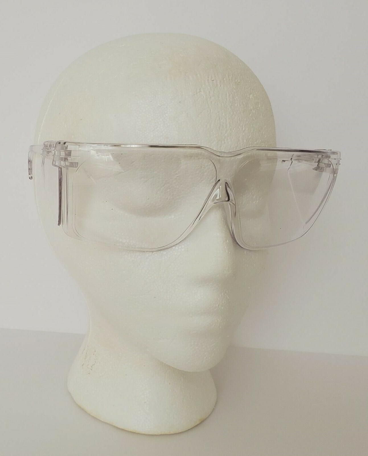 tour guard iii clear safety glasses 958