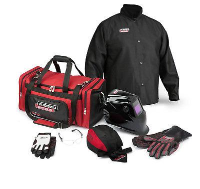Lincoln Traditional Welding Gear Ready-Pak K3105 Size XL