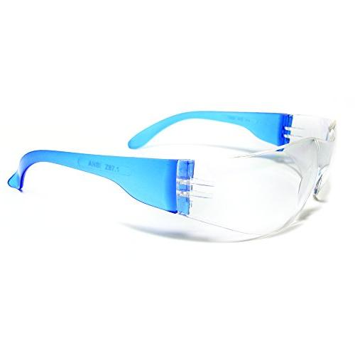 Ultimate Resistant Clear Lenses Glasses,