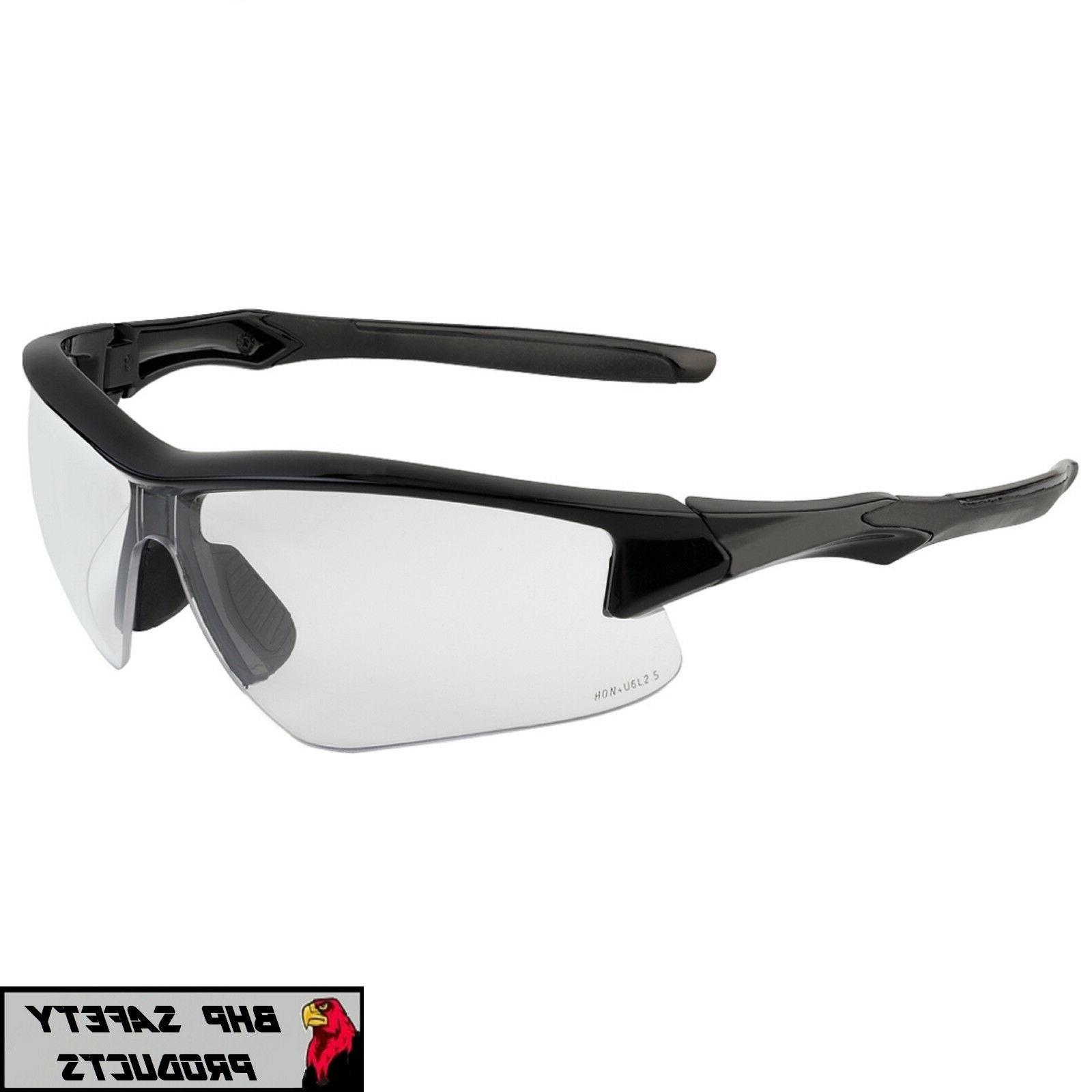 uvex by acadia safety glasses s4160xp clear