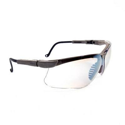 uvex genesis s3224 scratch resistant safety glasses