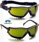Pyramex V2G IR3 Anti Fog Welding Lenses Safety Glasses Hybri