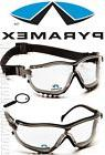 Pyramex V2G Readers 2.5 Anti Fog Reading Hybrid Safety Glass