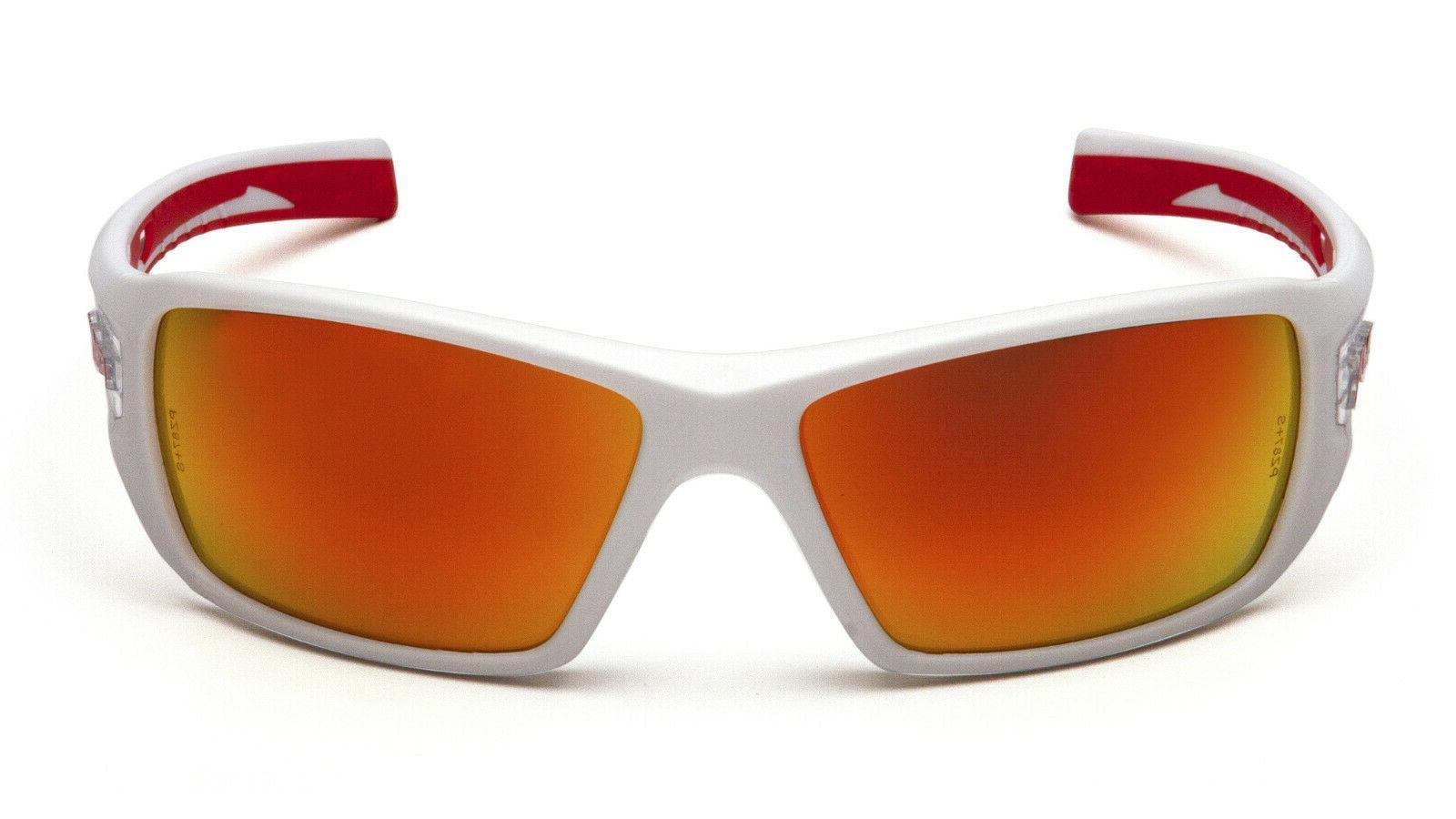Pyramex Velar Safety Sunglasses Eyewear White