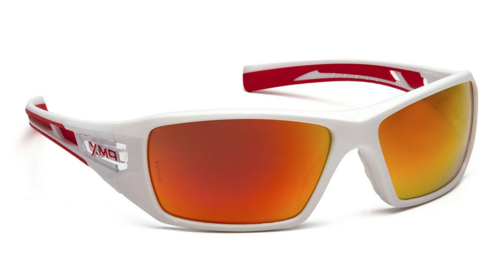 velar safety glasses sunglasses work eyewear white