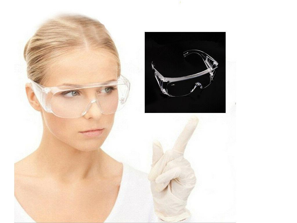 vented safety goggles glasses eye protection protective