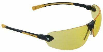 veratti 429 safety glasses with gray temple