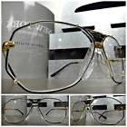 Men or Women VINTAGE RETRO Style Clear Lens EYE GLASSES Larg