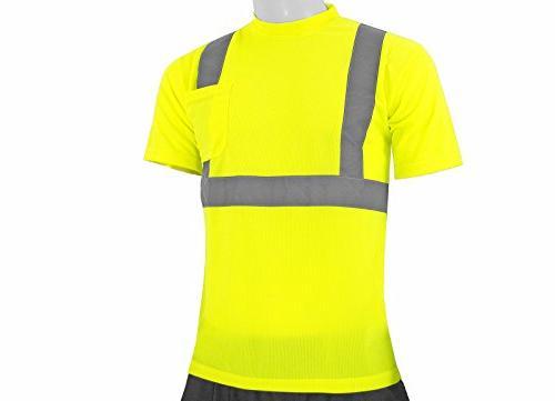 visibility short sleeve shirt