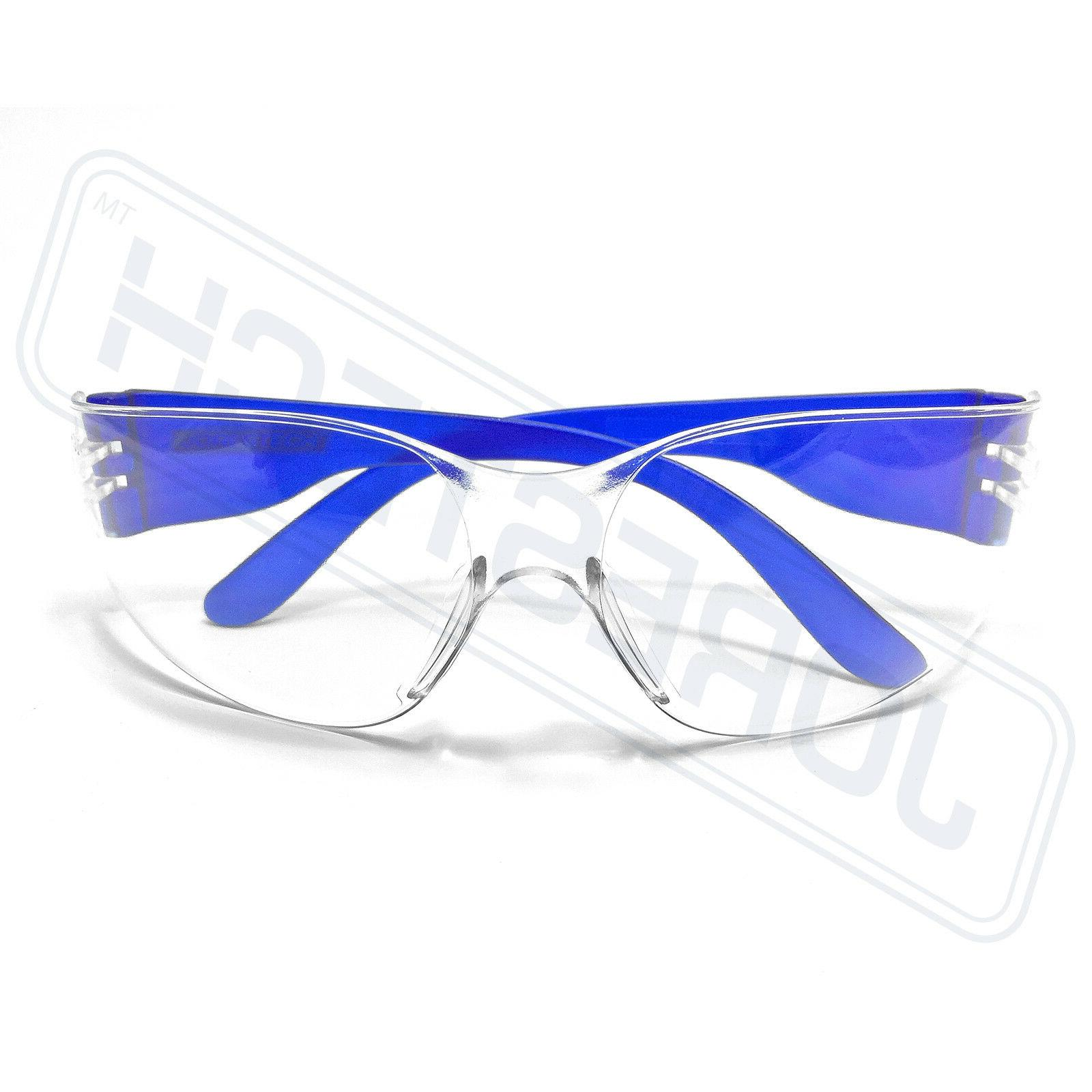 JORESTECH Blue clear Lens Sunglasses