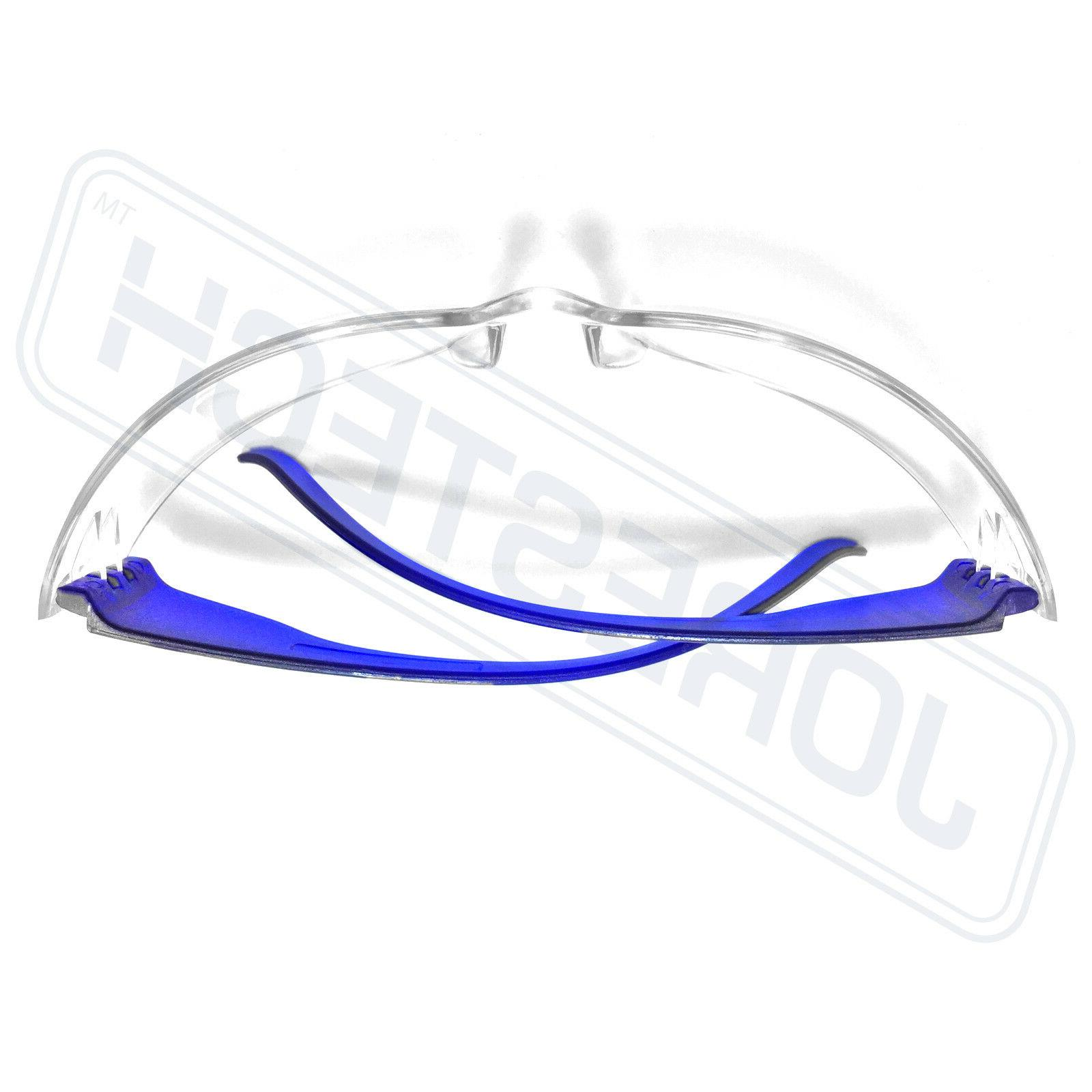 JORESTECH Vision frame clear Lens Safety Sunglasses