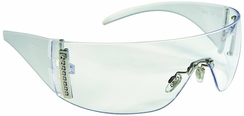 Sperian W101 Women's Safety Glasses, Clear Anti-Fog Lens, Fr