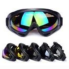 X400 Adjustable Safety Goggles Airsoft Shooting Anti Fog & S