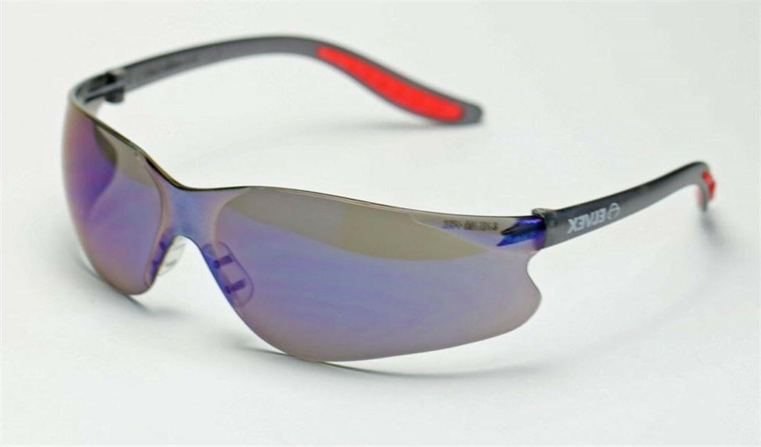 Elvex Xenon™ Safety/Motorcycle/Sun Blue Mirror