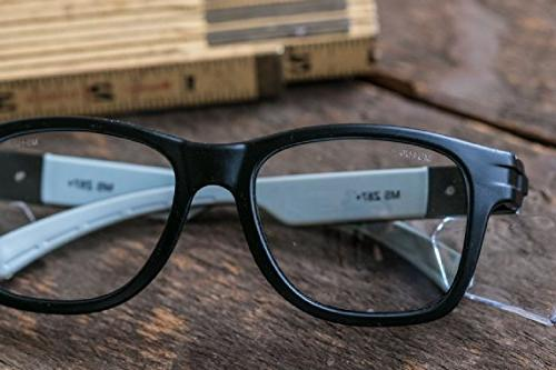Magid Classic Glasses | Series Y50BKAFC Side Shields and - UV Fog