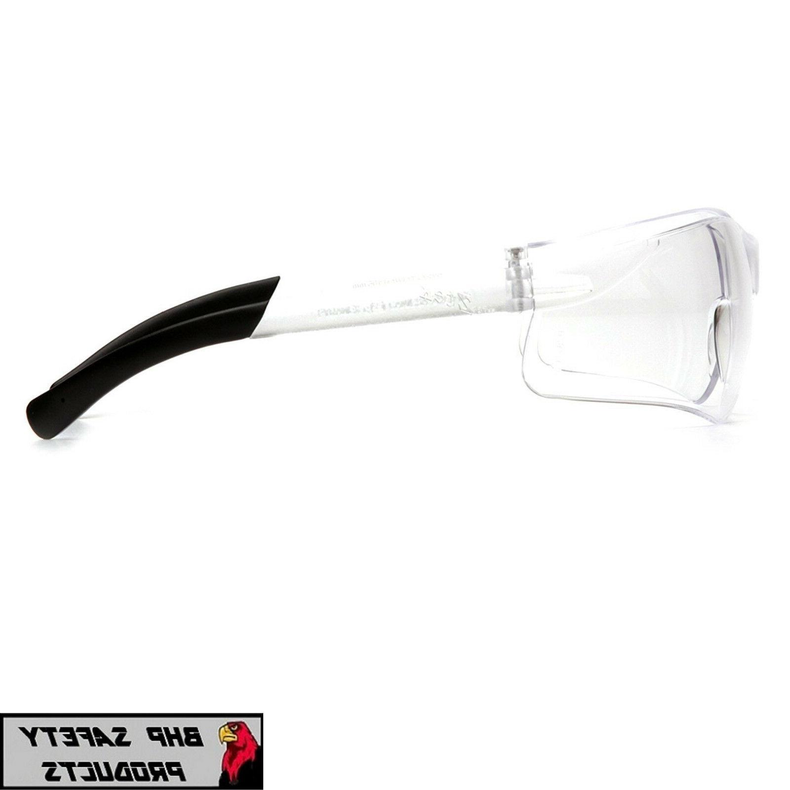 PYRAMEX ZTEK READER GLASSES CLEAR BIFOCAL LENS S2510R15
