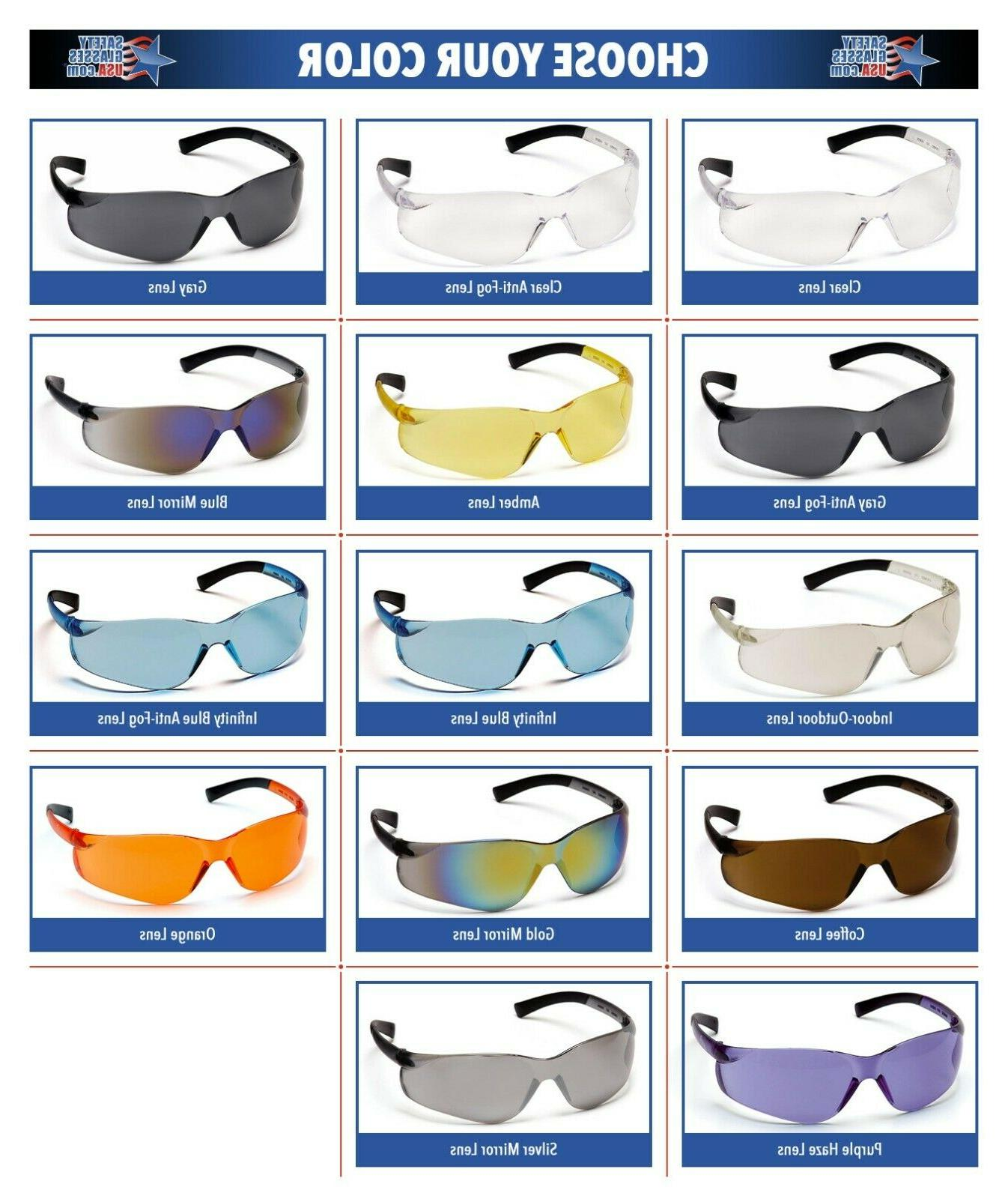ztek safety glasses work eyewear choose your