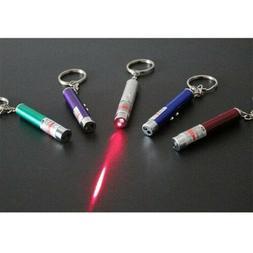 Laser Pointer Pen Red Beam Light Cats Dog Pet Presentation R