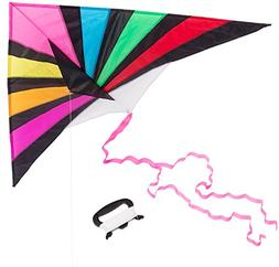 Latest Kites For Kids , Adults, Boys & Girls Easy to Fly | D