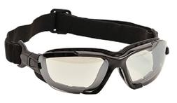 PORTWEST LEVO PROTECTIVE SAFETY GLASSES PW11 FACE SEALING GO