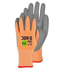 Lightweight Cut Resistant Polyurethane Coated Gloves | Cut L
