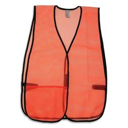 Occunomix LUX-XNTM-OR Occulux Value Non-ANSI Mesh Vest, Regu