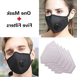 ZWZCYZ Mask Anti Pollution Mask Washable Cotton Mouth Masks