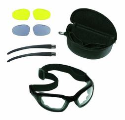 3M Maxim 2x2 Tactical Safety Goggle Kit 40678-10000