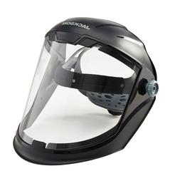 Jackson Safety Maxview Faceshield, Clear Pc, 14200