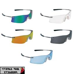 MCR CREWS RUBICON SAFETY GLASSES SUNGLASSES METAL FRAME ASSO