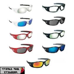 MCR CREWS SWAGGER SAFETY GLASSES SUNGLASSES WORK SPORT EYEWE