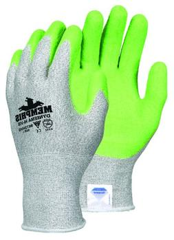 Memphis Glove 9672HVGM Dyneema 13-Gauge Shell Gloves with Cr