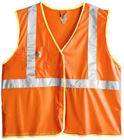 Carhartt Men's Big & Tall High Visibility Class 2 Vest,Brite