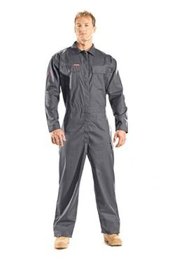 Benchmark Men's Flame Resistant Feather Weight Coverall, HRC