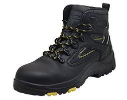 "EVER BOOTS ""PROTECTOR"" Men's Steel Toe Industrial Work Boots"