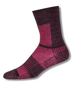 Wrightsock Merino CoolMesh II CREW Sport Sock