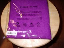 Tupperware Microfiber Athletic Towel Purple
