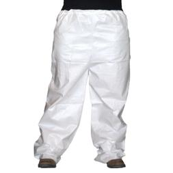 Enviroguard 60 GSM Fabric SMS Pant with Elastic Waist and Op
