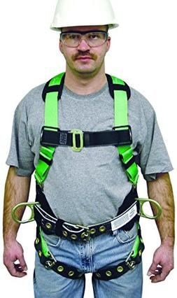 Miller HP High Performance Non-Stretch Full Body Safety Harn