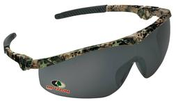 MCR Safety MO112 Mossy Oak Single Lens Glasses with Storm Fr
